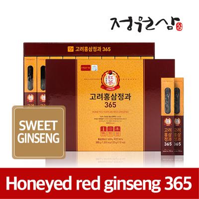 (1+1)Honeyed Red Ginseng365 30g*10ea