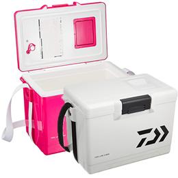 다이와 쿨러박스 아이스박스 S600X 6L/S-X 8L 화이트/핑크