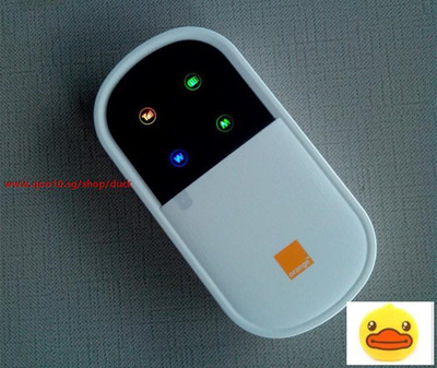Unlocked Huawei E5832 MiFi Mobile Hospote 3G Wifi Router 3G Dongle HSPA  UMTS 2100MHz