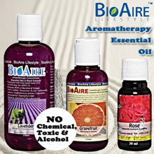 BioAire Aromatherapy Essential Oil 100% Biodegradable extract from Plant No Chemical and non toxic