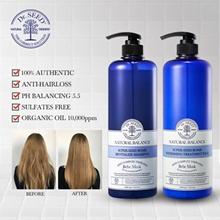 [Dr. SEED] (1+1) PREMIUM shampoo conditioner_1000ml/ANTI-HAIRLASS/PH5.5/SULFATES_FREE