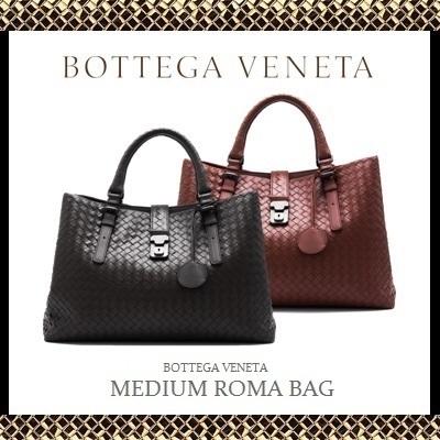 Qoo10 - Bottega Veneta Medium Roma Bag (Available In 2 Colours ... 59551ea1196b1