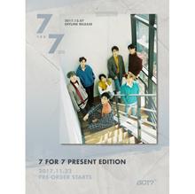 ★GOT7 Present Edition-7 for 7★ KPOP