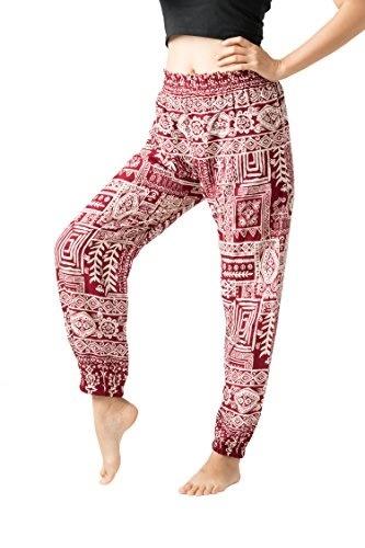 bec11438c48f4 Bangkokpants Harem Pants Plus Size Hippie Clothes - S M L XL - Women Boho  Clothing Petite