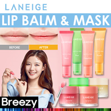 BREEZY★[Laneige] 2018 NEW Lip Glowy Balm / Lip Sleeping Mask