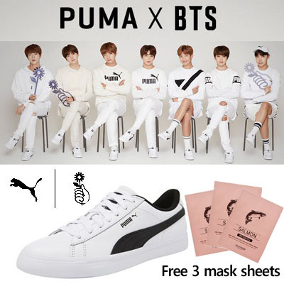 puma shoes bts