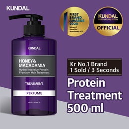 [KUNDAL] Protein Treatment 500ml ✨Kr No.1 Brand✨⭐1 sold in EVERY 3 Seconds⭐