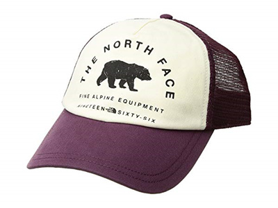 the north face lo pro trucker w