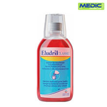 Oral Mouthwash Eludril Antiseptic Mouthwash 90ML | 500ML