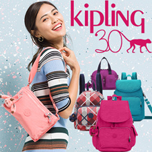 【Canvas Fashion】100% authentical Nylon Canvas Backpack/Kipling /Sling Bag/ handbag/school/Best Gift