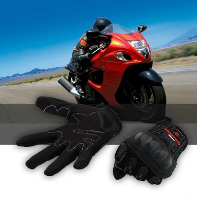 SuperBike Motorcycle Handle Bar Mitts Muffs Blue Gloves Hand Warmer