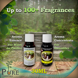 Trial Size (30ml)-[Aroma Essence/ Aroma Concentrate] For Water Air Purifier/Humidifier