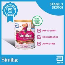 Similac Total Comfort Stage 3 - Milk Formula (820g)