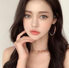 [SOO-SOO] Summer Breeze Vivid Coloring Earrings (19E546)