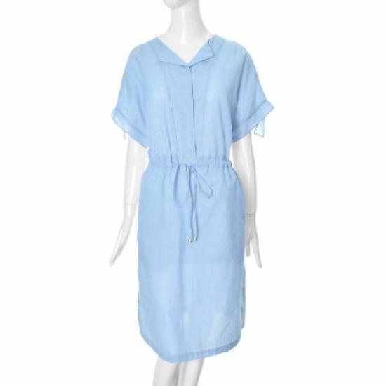 ボニーのアレックス・腰ストリング綿ワンピースBBOA546A 面ワンピース/ 韓国ファッション