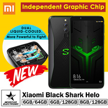 [GROUPBUY]Xiaomi Black Shark Helo 6.01 Inch 4G LTE Gaming Phone Snapdragon 845 8GB 128GB