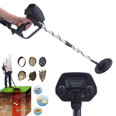 Tesoro Compadre Metal Detector with 8 Search Coil and Deep Huanter 6 5  MD-4030