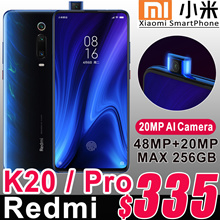 Flagship Redmi K20/Pro  6.39 AMOLED Screen Snapdragon 855/730 MIUI10 SONY 48MP Camera 4G Smart Phone