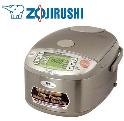 Zojirushi NP-HBQ18 Induction Heating System Rice Cooker and Warmer