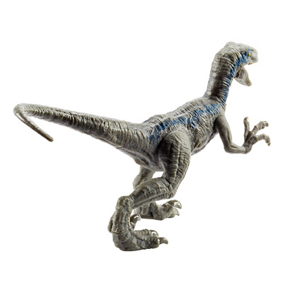 store 12-17cm Jurassic World Toys Attack Pack Velociraptor Blue Figure  Dimorphodon Gallimimus Dragon