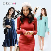 TOKICHOI - Crazy Deal! Selected Trendy Dress Collection - Multi Styles Time Limited Free Shipping