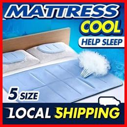 Cooling Mat / Cooling Bed Pad Mat | Mattress Heat Reduce / Cooling mattress/ Cooling Pad