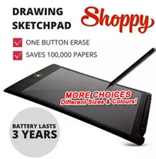 8.5 /12/ 55 inch Writing Drawing Sketch Pad Tablet/Easy communication for business kids home school