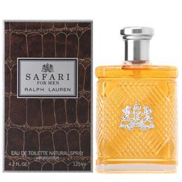 TESTER PACK Perfume ★ RALPHLAUREN★ SAFARI FOR MEN EDT 125 ml fragrance