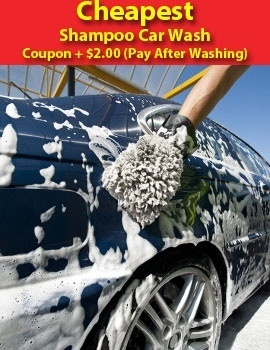 Qoo10 manual car wash automotive industry 290 car wash coupon cheapest in town at stagmont ring road manual shampoo car wash fandeluxe Gallery