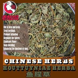 200g Houttuyniae Herba For Only $5.00 !  Anti cancers ! Anti-obesity effects!
