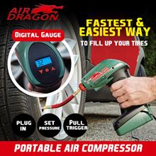 *BestSeller*Air Dragon Digital Dashboard  Portable Air Compressor Air Pump/Built in LED Light