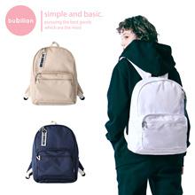 [BUBILIAN] Korea Street Brand / Korea and Japan Best BackPack / Basic BackPack / Travel Bag
