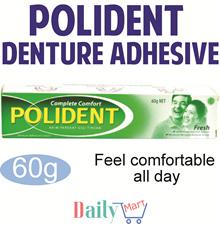 Polident Denture Adhesive Cream 60g