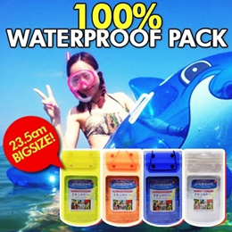 ★★Q10 Best Seller NO.1 - SPECIAL MATERIAL.! FRONT FULL TOUCH★★ 100% Waterproof PHONE CASES Pouch Swimwear Bikini/bag/bags