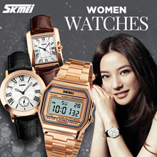 SKMEI Original Jam Tangan Wanita Collections - Women Watch
