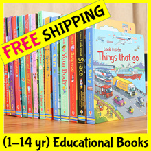★RESTOCK 16 NOV★CHEAPEST★More than 100 Titles★Original Usborne Hardcover Lift Flap Stickers Books★