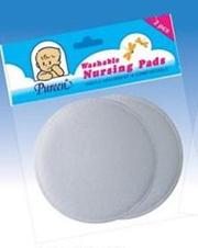 Washable Nursing Pads 1 pair