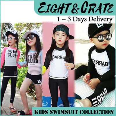 326ca42d3 🇸🇬👙[Kids/Toddlers Swimsuit] Kids swimwear Cute Toddler swimwear Children  diving clothes Boys/Girl: 142 sold: Rating: 5: Free: S$39.00 S$11.61
