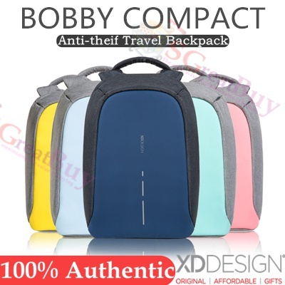100% Authentic XD DESIGN Anti-theft Bobby bag|Security backpack/|travel