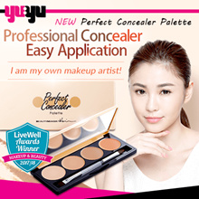 LIVEWELL AWARD WINNING 2017/18 BEST CONCEALER  ✮ Perfect Concealer Palette ✮High Coverage