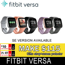 ★Clearance Sale★TODAY BIG SALE Fitbit Versa Watch Heart Rate + Activity Tracker -No Retail Package