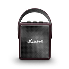 Free Shipping / [Marshall] Stockwell 2 Bluetooth Speaker Burgundy