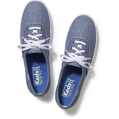 KEDS - KDZ-WF56436-CHAMPION SEASONAL SOLID.DARK BLUE. WOMEN SHOES KDZ0002129.C4627