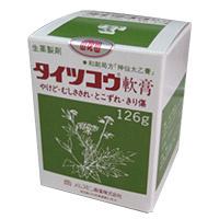타이츠코연고 126g – 베인상처 찢어진 상처 초기욕창 화상 동상 등에 효과있는 한방연고.
