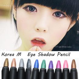 【CNY 2019!】❤ KOREA M EYESHADOW PENCIL ❤ Eyeliner ★ Shimmering ★ Long Lasting ★ Waterproof ★