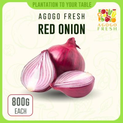 ON01 Red Onion 紅蔥 (800g)