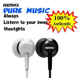 Original Remax RM-501 / RM-535i / RM-565i / RM-610D In-Ear 3.5MM Earpiece Earphone Headset Color High Performance for Samsung Note 5 4 S7 iPhone 5s 6 6S Plus iPad Xiaomi Redmi Sony Android IOS Apple