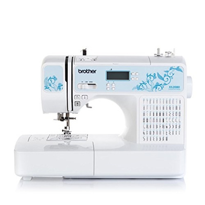 (Brother Industries) Brother XS2080 Sewing Machine Computerized 80-Stitch Sewing Machine-