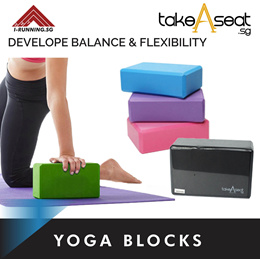 Yoga Block ★ Yoga Brick ★ Foam ★ Pilates ★ Exercise ★ Mediate ★ EVA Material