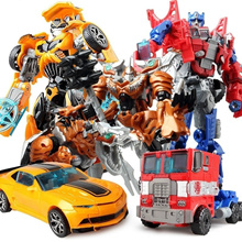 Transformers Robot Toy Transformers Toy Dinosaur Wasp Ares Optimus Prime
